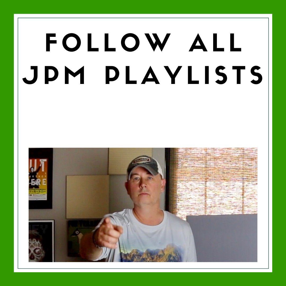 Joseph Patrick Moore Playlists